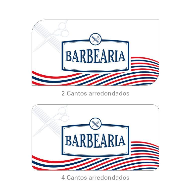 Cartão de Visita Barbearia