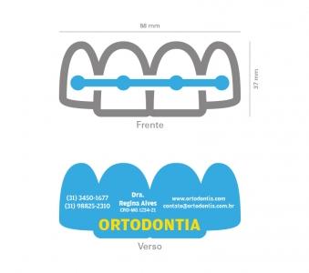 Cartão de Visita Ortodontista