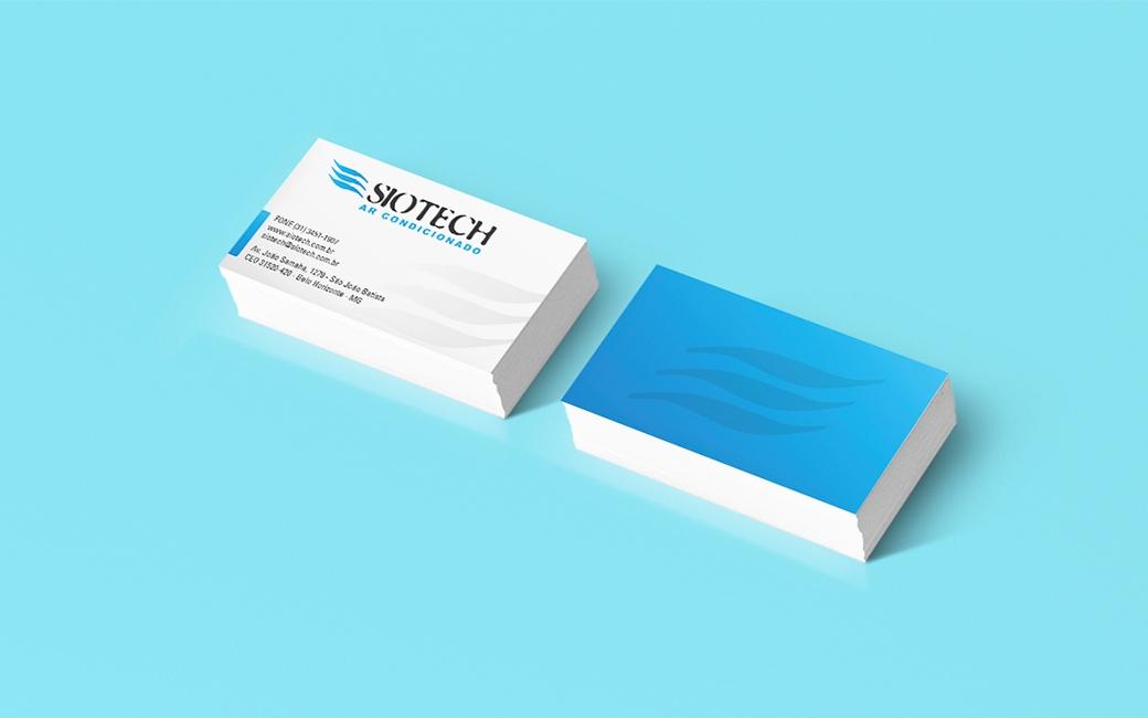 Cartão Siotech Ar Condicionado