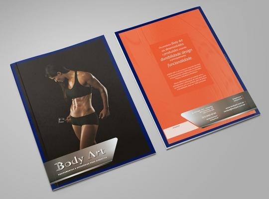 Catálogo Body Art