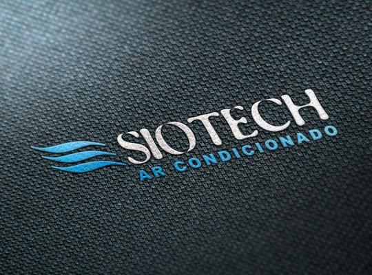 Logo Siotech Ar Condicionado