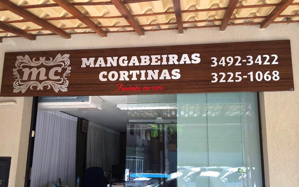 Placa Mangabeiras Cortinas