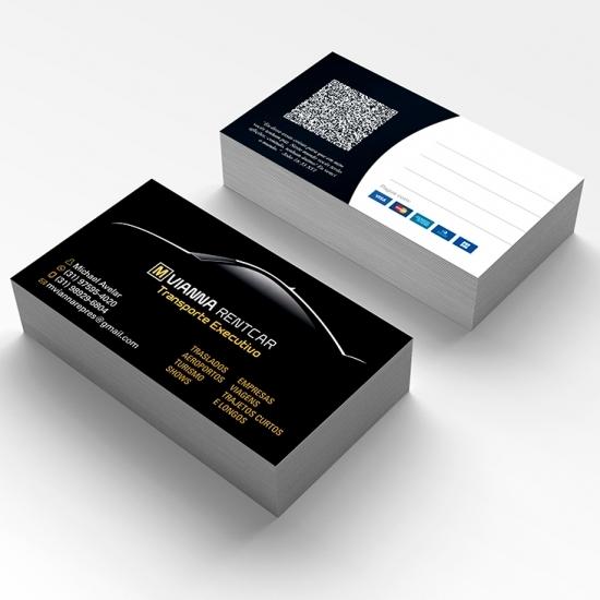 Cartão de Visita MVIANNA RENTCAR