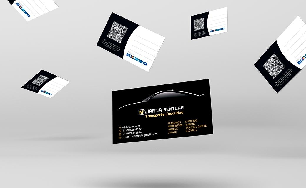 Cartão MVianna Rentcar